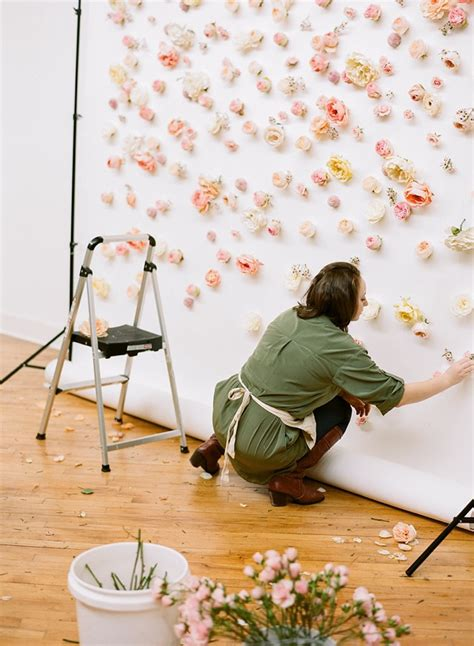 Wedding Backdrop Do It Yourself by Inspiration How To Make A Floral Backdrop Lou What Wear