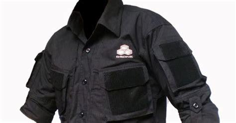 Jaket Reskrim model kemeja lapangan yang menarik dan berkualitas