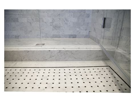 Ideas For Bathroom Countertops Master Bath Shower Curb Pre War Nyc Residence