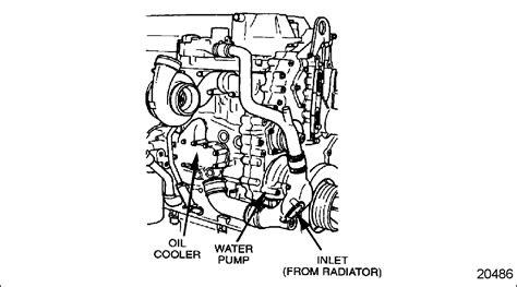 detroit 60 series fuel system diagram cooling system detroit diesel troubleshooting diagrams