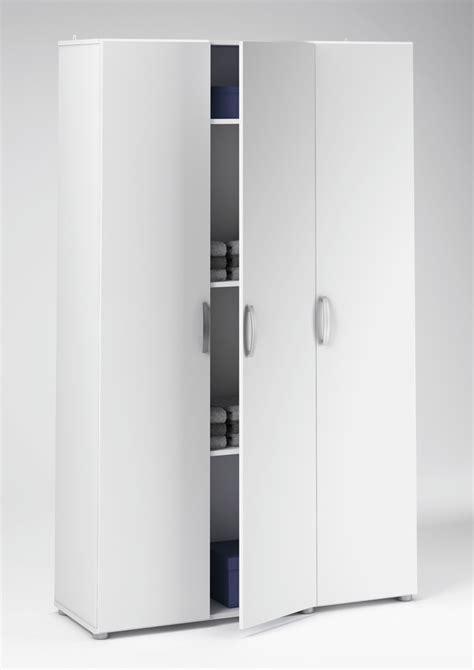 armoir rangement armoire de rangement 3 portes contemporaine blanche curly armoire enfant chambre
