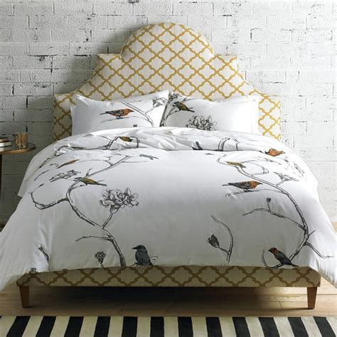 chinoiserie bedding chinoiserie duvet covers by dwell studio linenplace