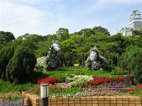 Where To Park At Botanic Garden Tennōji Park Botanic Garden In Osaka Thousand Wonders