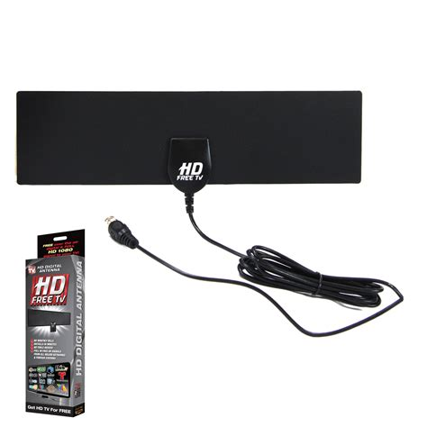 antennas direct hdtv indoor lified antenna walmart