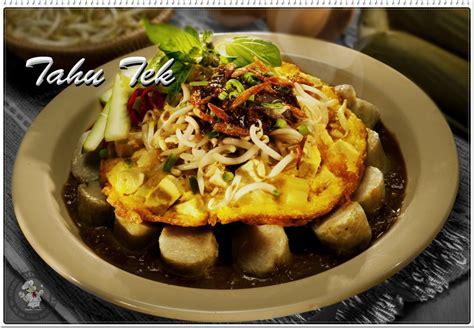 cara membuat cireng surabaya resep cara membuat tahu tek spesial khas surabaya resep