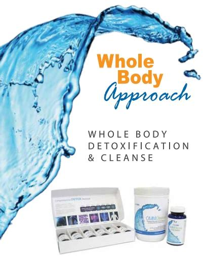 Omnicleanse Whole Detox by In Need Of A Whole Detox We Re Offering An 10