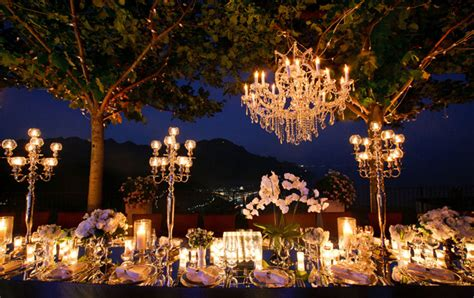 Cheap Party Chandeliers Chandeliers And Outdoor Weddings Belle The Magazine