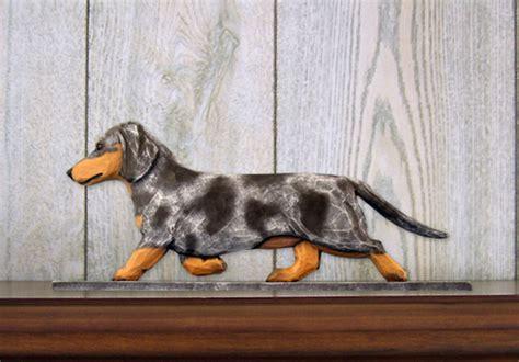 dachshund blue dog dachshund decor from hodi home decor dachshund smooth dog figurine sign plaque display wall