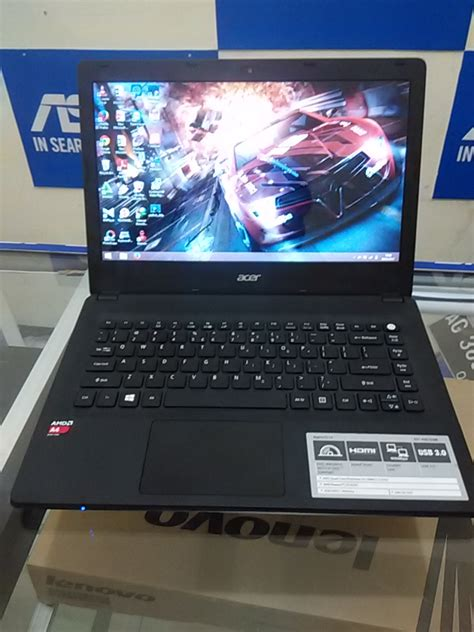 Harga Acer Amd A4 laptop acer aspire es1 420 amd a4 quadcore ram 4gb like