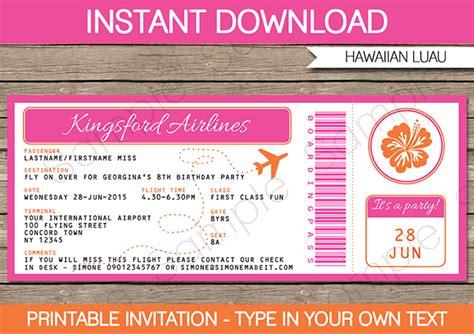 printable plane ticket invitation template search results for free printable plane ticket template