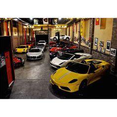 The Garage Motor Club by Big Boy Garage On Garage Garages And