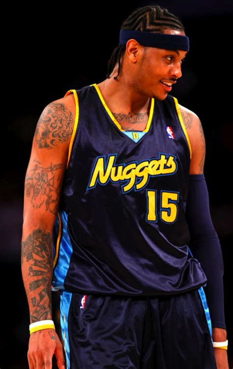 carmelo anthony tattoos jim jones buzz carmelo anthony tattoos on chest