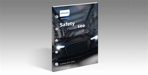 Philips Cfl Catalogue by New Philips Lighting Catalog In Automotive Lighting Technology