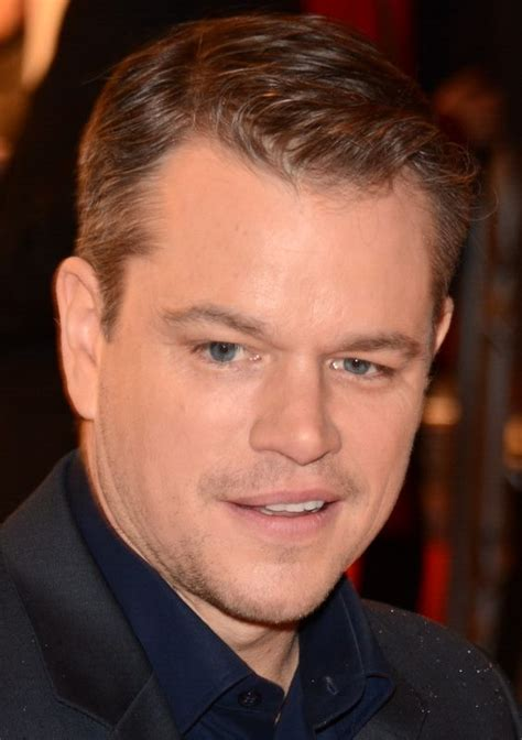 50 Photos Matt Damon by 50 Interesting Facts About Matt Damon Boomsbeat