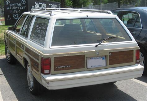 Chrysler Town And Country Wagon by File Chrysler Town And Country Wagon Jpg Wikimedia Commons