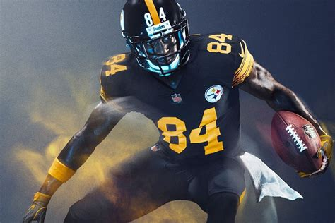 steeler colors steelers reveal color to be worn