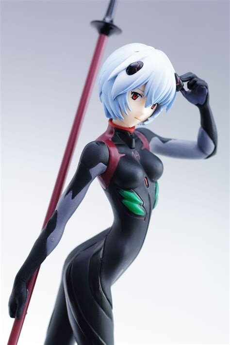 Evangelion Figures Rei Ayanami evangelion 3 0 premium figure rei ayanami mk 09