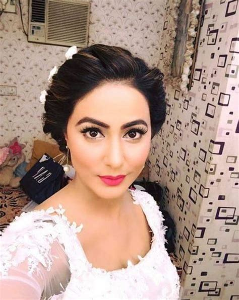 akshara wedding hairstyle akshara wedding hairstyle gorgeous hina khan celebrity
