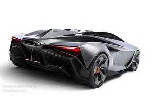 Lamborghini Design Lamborghini Perdig 243 N Design Concept By Ondrej Jirec Is