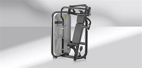 technogym bench press technogym element chest press wellness solutions
