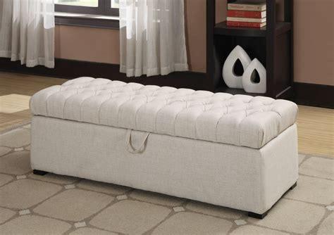 tufted ottoman bench large tufted storage bench ottoman