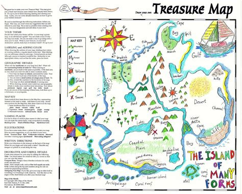 Design Your Own Log Home by Treasure Map Maps For The Classroom