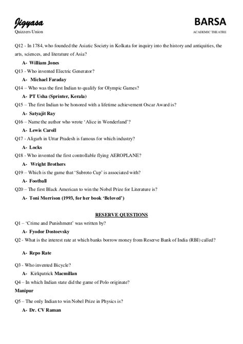 printable quiz about black history jigyasa barsa quiz questions