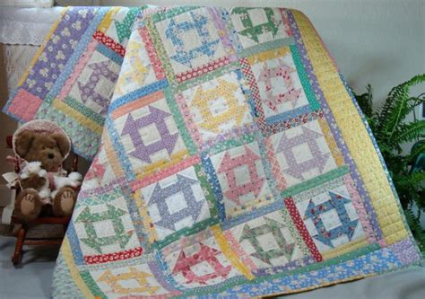 Traditional Patchwork Quilt Patterns - 10 traditional patchwork quilt blocks for beginners what