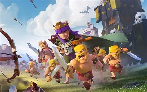 3d Puzzle Coc Clash Of Clans Box clash of clans maker supercell bought by tencent