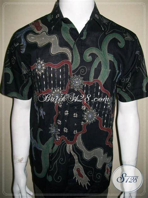 Baju Batik Hitam baju batik remaja batik tulis hitam elegan ld354t m toko batik 2018