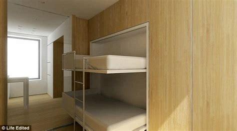 Ranjang Mini foto cara cerdas menyiasati apartemen mini ciricara