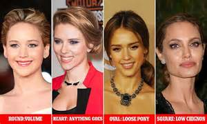 heart shaped faces most attractive updos for every face shape from low chignons to loose