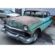 Two Tone Original 1956 Chevrolet Bel Air