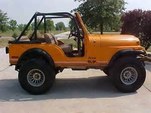 1976 Jeep Cj5 Hondalude04 1976 Jeep Cj5 Specs Photos Modification Info