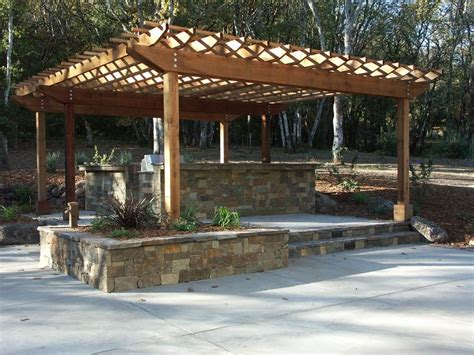 Outdoor Kitchen Arbor 10 Best Images About Outdoor Kitchens On