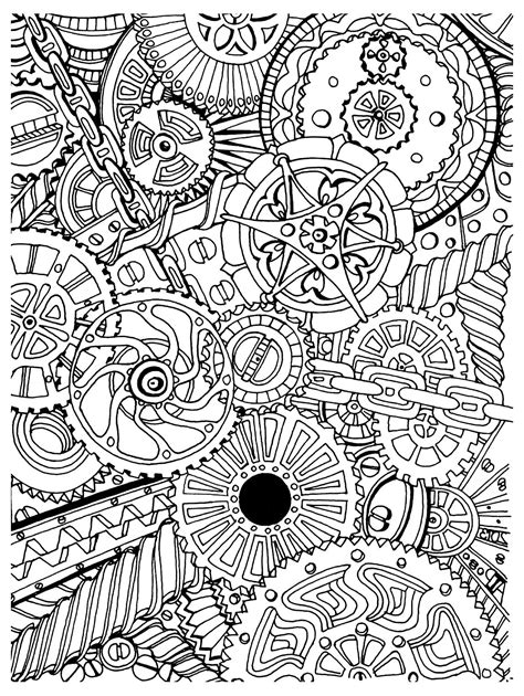 Coloring Pages Stress Free | to print this free coloring page 171 coloring adult zen anti