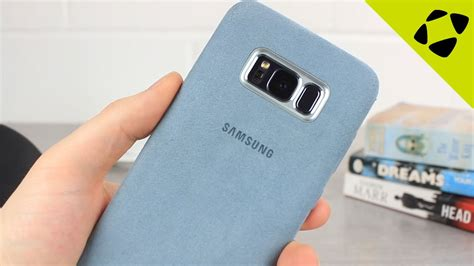 Samsung S7 Silikon Sulley Cover Silikon official samsung galaxy s8 plus alcantara cover review on