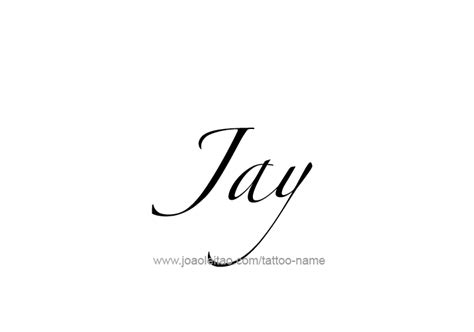 tattoo name jay jay name tattoo designs pictures to pin on pinterest