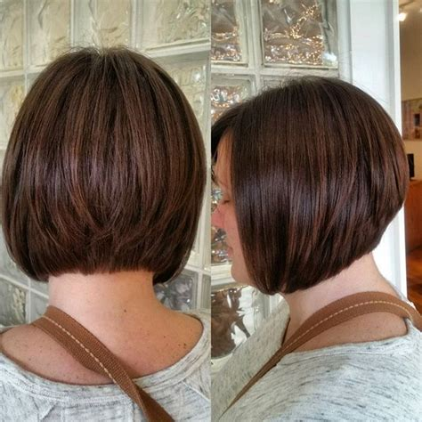 graduation bob hairstyle 22 graduated bob haircuts for short medium hair 30