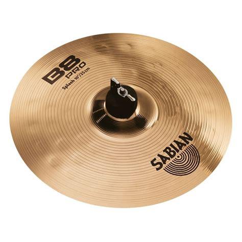 Sabian B8 sabian b8 pro 10 splash cymbal at gear4music