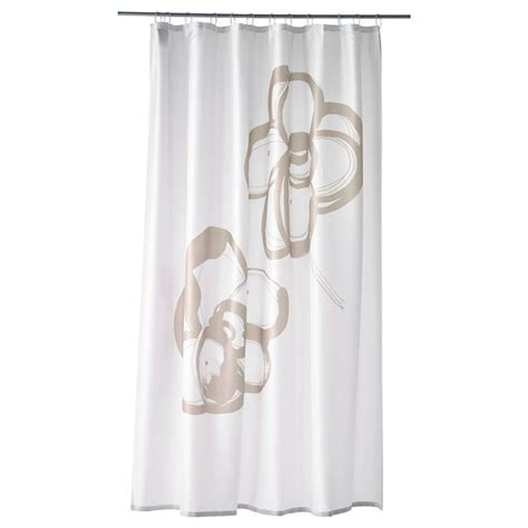 beige shower curtain summeln shower curtain white beige