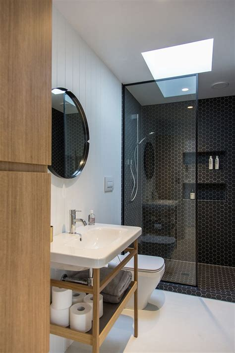 compact bathroom designs best 25 black shower ideas on