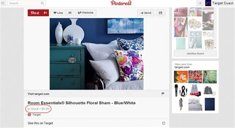 pinterest target how pinterest ing