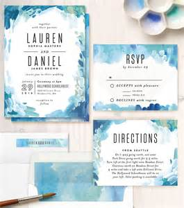 1000 ideas about watercolor wedding invitations on eucalyptus wedding green