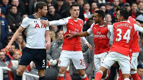 arsenal vs tottenham arsenal vs tottenham hotspur highlights premier league