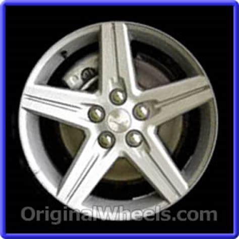 2010 camaro bolt pattern oem 2010 chevrolet camaro rims used factory wheels from