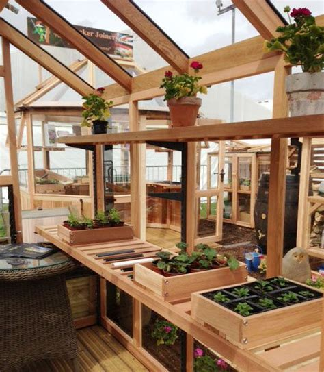 inside greenhouse ideas cedar greenhouses 10 handpicked ideas to discover in