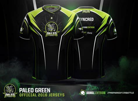 Jersey Genesis Pro Gaming news paleo gaming