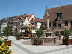 L Shaped House Architectural Heritage From Molsheim In Alsace