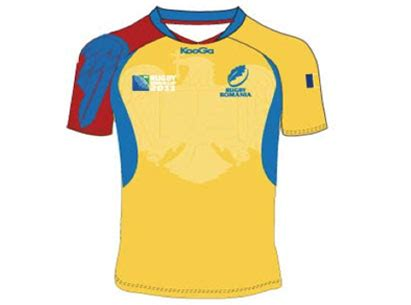 jersey design kooga kooga romania rugby world cup jersey 2011 new rugby kits